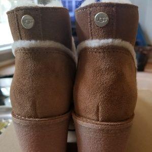 ac1cd15e76a UGG Women's Kasen Winter Boot Size 7 NIB NWT